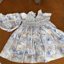 Vestido de Festa Silmara - 9 a 12 meses - Silmara