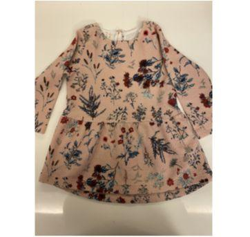 Vestido Zara manga comprida - 12 a 18 meses - Zara