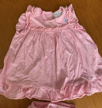 Vestido Ralph Lauren - 3 meses - Ralph Lauren