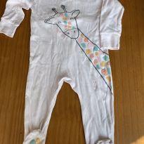 Macacão algodão Zara - 12 a 18 meses - Zara Baby