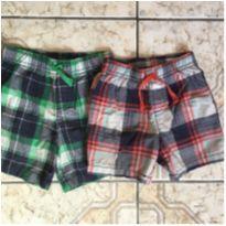 Dois shorts - 18 a 24 meses - Carter`s