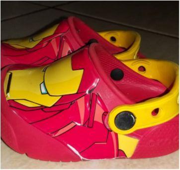 Crocs homem de ferro - 21 - Crocs e Original