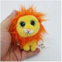 mini pelúcia leão zoiudo -  - Ty