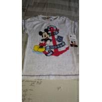 Camisa do Mickey - 3 anos - Disney baby