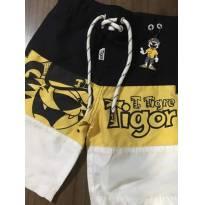 Bermuda Tigor original - 3 anos - Tigor T.  Tigre