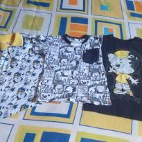 Lote de camisetas Tigor original - 2 anos - Tigor Baby