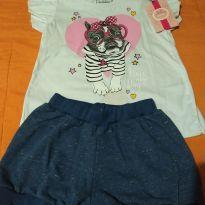 Conjunto menina - 6 anos - Confecção For Kids