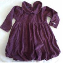 Vestido Inverno - 2 anos - Elian