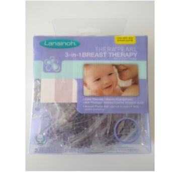 Compressa para seios (Terapia Lansinoh 3 em 1 para Seios) - Sem faixa etaria - Lansinoh e Lansinoh Momma