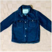 Camisa Jeans kids Denin Boys - 1 ano - KIDS DENIM BOYS