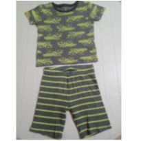 Pijama Carter´s menino tam. 4 T - 3 anos - Carter`s