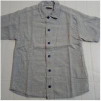 Camisa menino Tigor T. Tigre tam. 6 - usada - 6 anos - Tigor T.  Tigre