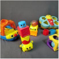 Lote de brinquedos para bebê Fisher Price -  - Fisher Price