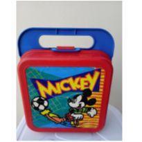 Lancheira Mickey Tupperware usada -  - Tupperware