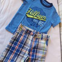Conjunto Tommy 24 meses - 18 a 24 meses - Tommy Hilfiger