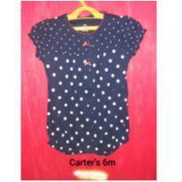 Carter`s - 6 meses - Carter`s