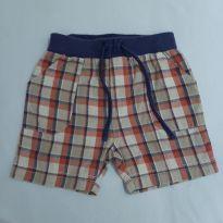 Shorts tip top - 0 a 3 meses - Tip Top
