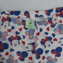 Shorts Disney baby - 3 a 6 meses - Disney