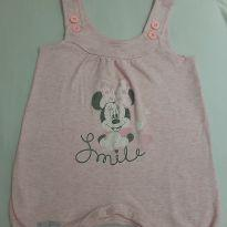 Macacão curto - 6 a 9 meses - Disney baby