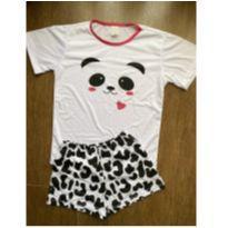 Pijama algodão Privália - 12 anos - Não informada