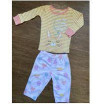 Pijama Carter`s - 9 a 12 meses - Carter`s