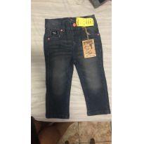 Calça jeans Tigor t Tigre - 2 anos - Tigor Baby