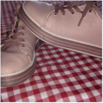 Tênis rosa molequinha - 29 - Molequinha