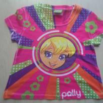 CAMISETA DA POLLY _ Doação _ Cód.BR0067 - 10 anos - Polly Pocket