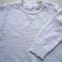 SUÉTER PAOLA TRICOT _ Cód. TRSP0014 - 9 a 12 meses - Paola tricot