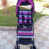 Carrinho de Bebê Cloud Sport Ligtweight Rosa -  - Importada