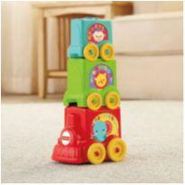 Trem dos animais - Fisher Price -  - Fisher Price