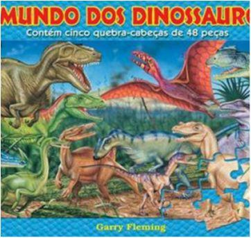 O mundo dos dinossauros - Sem faixa etaria - Sextante