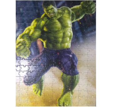 Quebra-cabeça Hulk - Sem faixa etaria - Jak
