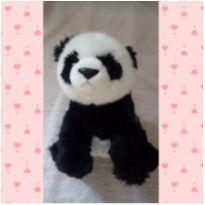 Pelúcia 20,0 CM Super fofo - Urso Panda -  - Aurora Fashion