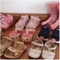 Lote de calçado tam19 ao 22 - 19 - Sem marca