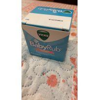 Vicks baby importado - Sem faixa etaria - Vicks