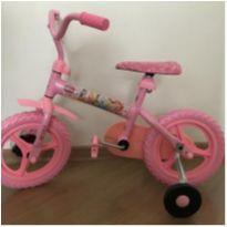 Bicicleta Caloi aro 12  Princesas -  - Caloi aro 12