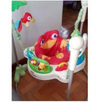 Jumperoo Rainforest Fisher Price - Jumper -  - Fisher Price