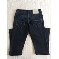 Calça Jeans tam 14 - 11 anos - Não informada