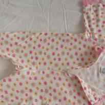 Pijama Macacão lindo Gerber - 3 a 6 meses - Gerber