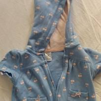 Jaquetinha estilzosa Carters - 6 meses - Carter`s