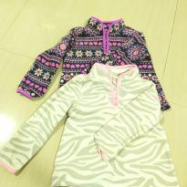 2 Blusas de frio quentinhas - Importadas- Oshkosh - 24 a 36 meses - OshKosh