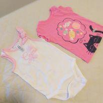 Kit 6 meses Carters e Guess - 6 meses - Carter`s e Baby Guess