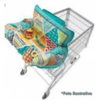 Protetor para carrinho de supermercado - Balboa Baby de 6 a 48 meses -  - Não informada