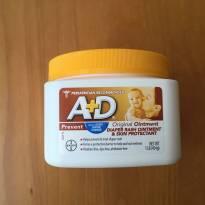Pomada A+D Pote - Sem faixa etaria - Bayer