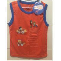 Camiseta Trânsito - 4 anos - Alphabeto
