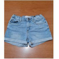 Short Jeans Zara (Tamanho 8) - 8 anos - Zara