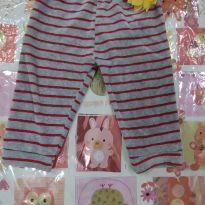 Calça de plush - 9 a 12 meses - Tilele Baby