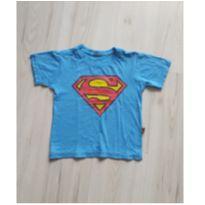 Camiseta do super homem - 2 anos - Piticas