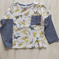 Camiseta manga longa - 3 anos - Little Boy
